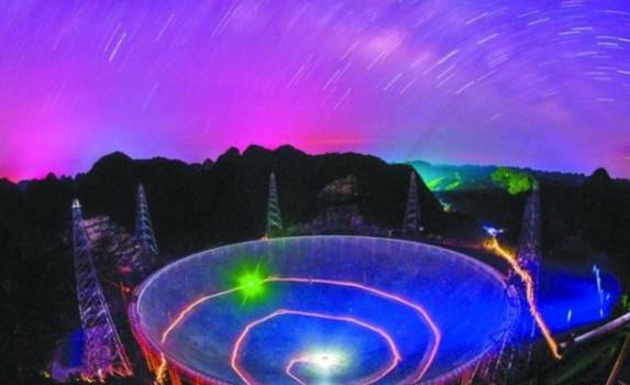中国天眼31日起正式对全球开放
