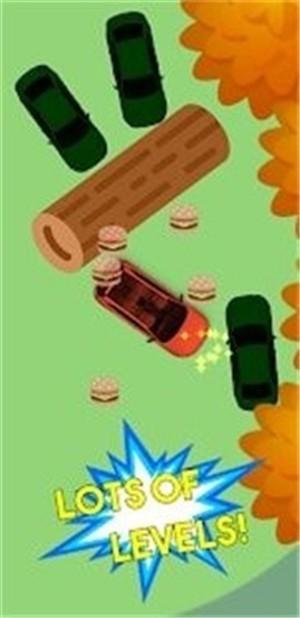 汽车冲击碰撞游戏