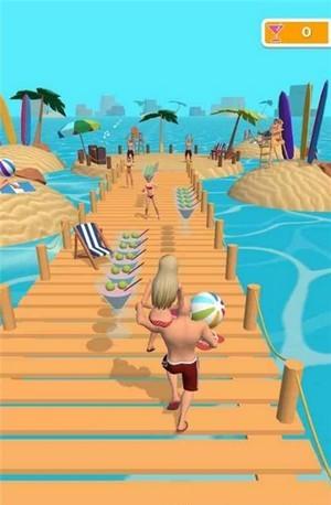 海滩派对跑酷手机版
