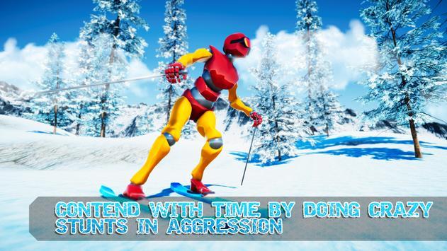 单板高山滑雪游戏