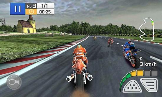 真实摩托赛车最新版