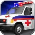 模拟救护车