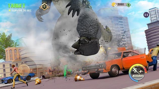 巨型城市粉碎模拟器游戏