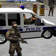 警察真实城市