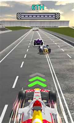 拇指F1赛车游戏