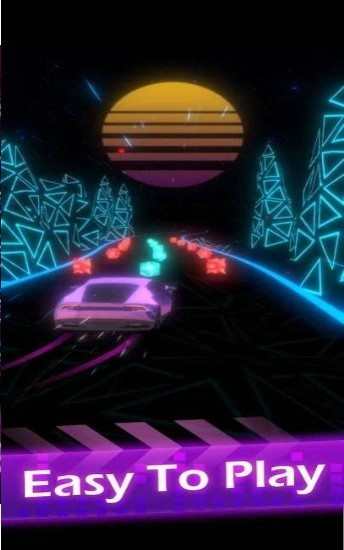 动感赛车模拟器游戏