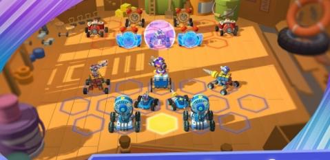 玩具撞车Toy Crash安卓版