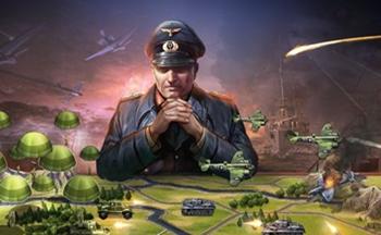 现代军事策略游戏