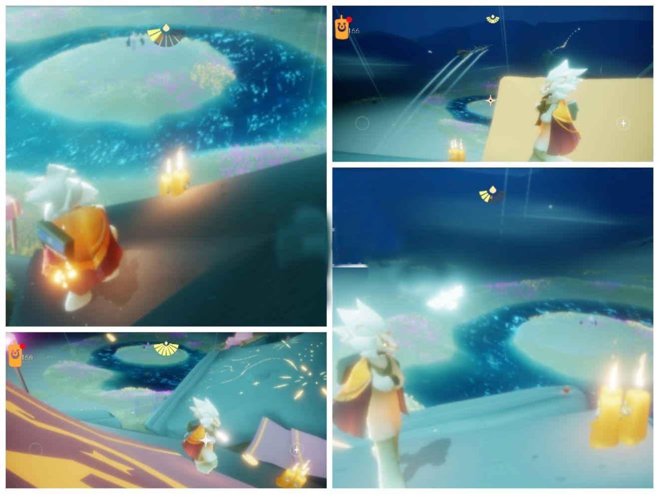 sky光遇8月4日大蜡烛魔法季蜡烛在哪?8月4日每日任务完成攻略[多图]图片5