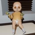 黄衣宝宝黄衣婴儿