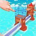 绘制工程桥梁游戏